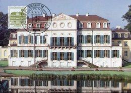 Allemagne - Berlin - Schloss Wilhelmsthal - Sur Carte Maximum - 6632 - Deutschland