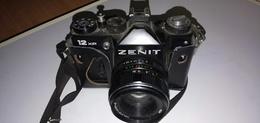 APPAREIL PHOTO ANCIEN ZENIT 12 XP - Appareils Photo