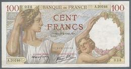 France 100 SULLY  03/04/1941 SUP - 1871-1952 Anciens Francs Circulés Au XXème
