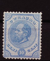 Dutch Antilles - Curacao NVPH 4 MNG (1873) - Curazao, Antillas Holandesas, Aruba
