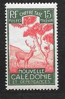 Nouvelle-Calédonie Et Dépendances:timbre Taxe Y & T N°30 ** - Nieuw-Caledonië