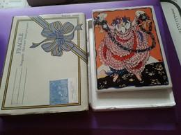 Carte Porcelaine Avec Sa Boîte Et Livret - Femme - Villeroy / Boch - Porcelana