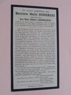 DP Marie SCHURMANS ( Robert Lambrechts ) ALKEN 4 Aug 1866 - 12 Maart 1935 ( Zie Foto's ) ! - Décès