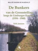 2de WO Bunkers Langs De Limburgse Kanalen - 1939-45
