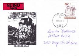 4260 Bled B,10.5.2000 - Slovenia
