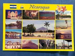 Postcard Circulated Nicaragua 2001, Masaya - Nicaragua