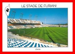 CPSM/gf Football. FURIANI (Corse)  Vue Panoramique Du Stade...K369 - Calcio