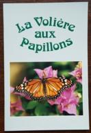 FDC Sur Document 2010 - YT N°4497 - NATURE / FAUNE / LES PAPILLONS - HAUTE GOULAINE - FDC