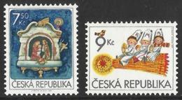 Czech Republic - 2005 - Christmas - Mint Stamp - República Checa