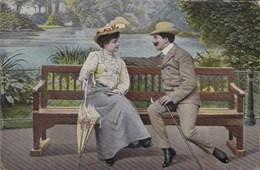 Romantic, Romantique, Couple Amoureux (pk65637) - Couples