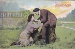 Romantic, Romantique, Couple Amoureux (pk65638) - Couples