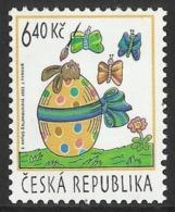 Czech Republic - 2003 - Easter - Mint Stamp - República Checa