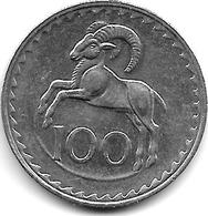 *cyprus 100 Mils 1982  Km 42 Unc - Chypre