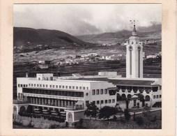 CANARIES  Orphelinat De SANTA CRUZ De TENERIFE 1956 Photo Amateur Format 7,5 X 5,5 Cm - Orte