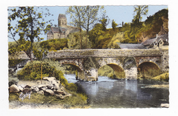 72 Saint St CENERI LE GEREI Vers Alençon L'Eglise Et Le Pont VOIR DOS - Alencon