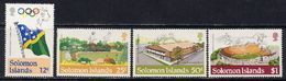 Solomon Islands 1984 Olympic Games Los Angeles Set Of 4 MNH - Ete 1984: Los Angeles