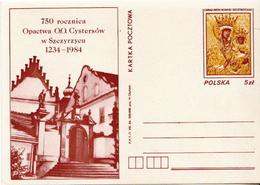 Poland Mint Postal Stationery Card - Stamped Stationery