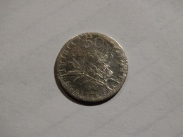 France 50 Centimes - 1899 - Semeuse. - France