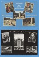 GD DU LUXEMBOURG - 2 CARTES - BETTEMBOURG - PARC MERVEILLEUX - 2 CARTES - Bettembourg
