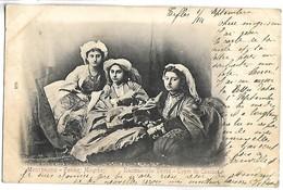 RUSSIE - Type Du Caucase - Femmes Mingrèles - Rusland