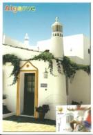 Carte Maximum - Portugal - Algarve - Chaminé Tipica Algarvia - Maximum Cards & Covers