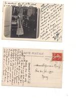 P367 FRANCIA NANCY SAINT NICOLAS SOUVENIR 1906 CARTOLINA VIAGGIATA - Nancy