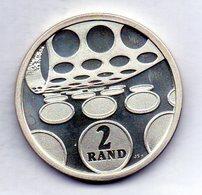 SOUTH AFRICA, 2 Rand, Silver, Year 1992, KM #145 - Südafrika