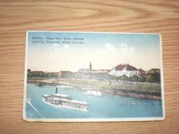 Senta Zenta Obala Tise Hotel Amerika Ship - Serbia