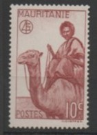 Mauritanie N°125** - Mauritania (1906-1944)