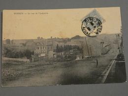 HIRSON. RUE DE L'INDUSTRIE.1906. - Hirson