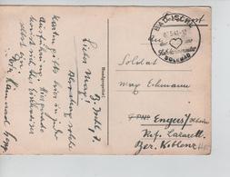 53PR/ Deutsches Reich Feldpost PK Der Ein-Kreiser CBad-Ischl 7/5/40 > Koblenz - Allemagne