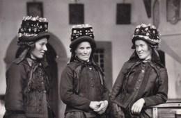Suisse, Saas-Fee,  Walliser Frauen (pk65690) - Zwitserland