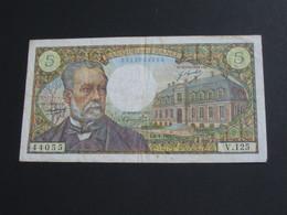 5 Cinq Francs  Pasteur  - 8-1-1970    **** EN ACHAT IMMEDIAT **** - 1962-1997 ''Francs''