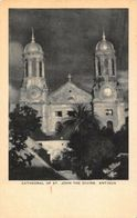 Antigua Cathedral Of St John The Divine Postcard - Cartes Postales