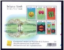 Blok 133 Jeugdfilatelie / BLOC 133** 3555/59**  MNH ** (prix émission 5 Euro) - Blocs 1962-....