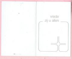 Bidprentje - Bertha BOONS Echtg. Gerard VAN HOUT Wed. Albert BAKELANTS - Geel 1922 - Winkelomheide 1985 - Images Religieuses