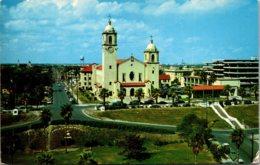 Texas Corpus Christi Cathedral Church 1957 - Corpus Christi