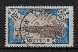 Martinique - Yvert 68 Oblitéré LAMENTIN - Scott#74 - Oblitérés