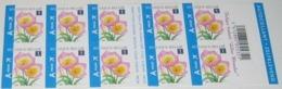 Boekje 99** Tulipe Bakeri (eu) Lilac Wonder - Carnet 99 MNH - 10 X 3872** - Pour L'Europe. - Carnets 1953-....