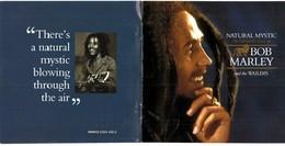 CD N°6231 - BOB MARLEY & THE WAILERS - NATURAL MYSTIC - COMPILATION 15 TITRES + GROS BOOK - Reggae