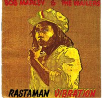 CD N°6232 - BOB MARLEY & THE WAILERS - RASTAMAN VIBRATION - COMPILATION 10 TITRES + BOOK - Reggae