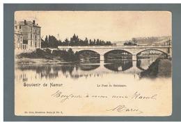JM14.12 / CPA / NAMUR - LE PONT DE SALZINNES EN...1901 - Namur