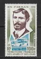 Afars Et Issas Poste Aérienne N° 97 ** Aviation - Afar- Und Issa-Territorium (1967-1977)