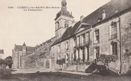 LUXEUIL LES BAINS LE PRESBYTERE - Luxeuil Les Bains