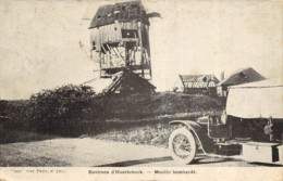 Hazebrouck - Moulin Bombardé - Guerre 1914-18