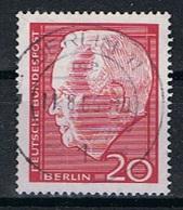 Berlijn Y/T 211 (0) - Oblitérés
