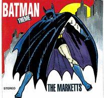 CD N°6239 - THE MARKETTS - BATMAN THEME - COMPILATION 12 TITRES - Filmmusik