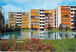 ** Lot De 2 Cartes ** 91 - RIS ORANGIS Domaine De L'Aunette ( Immeubles Cité HLM Résidence ) CPSM GF 1974 - Essonne - Ris Orangis