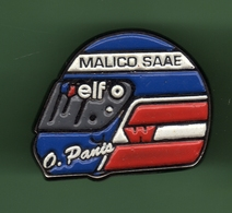 CASQUE O.PANIS *** MALICO SAAE ELF *** 2015 (11) - Automobile - F1