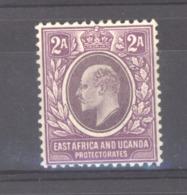 Afrique Orientale Britannique  & Ouganda  :  Yv  94  * - Protectorados De África Oriental Y Uganda